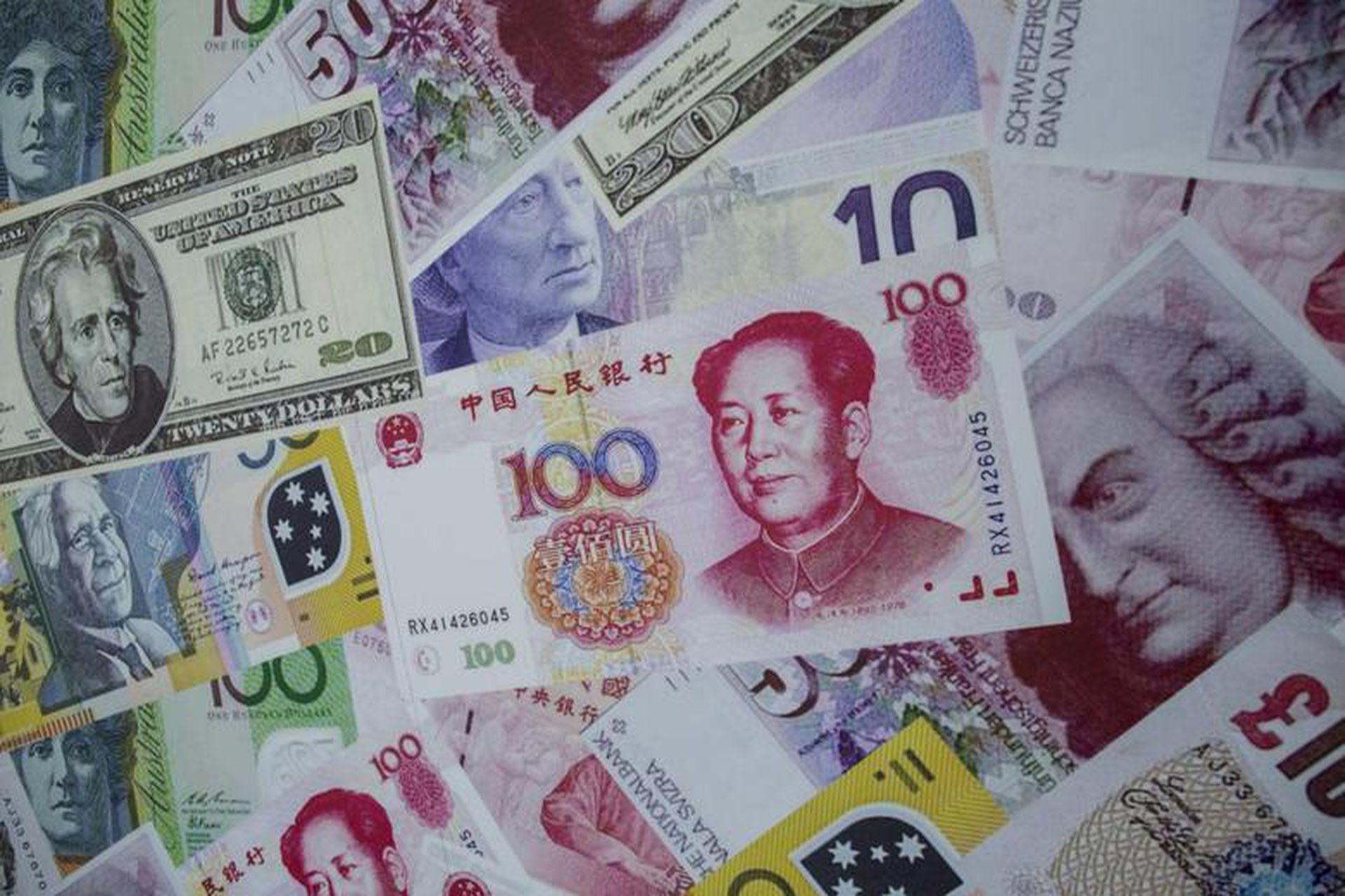 中國外匯交易中心霍穎勵:很多國家願使用人民幣 但實際使用較少