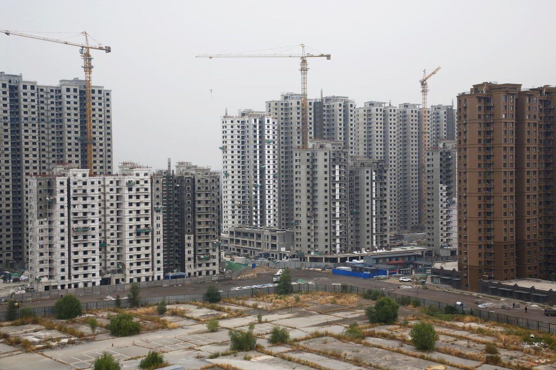 經濟減速:內地地產調控會不會放鬆?