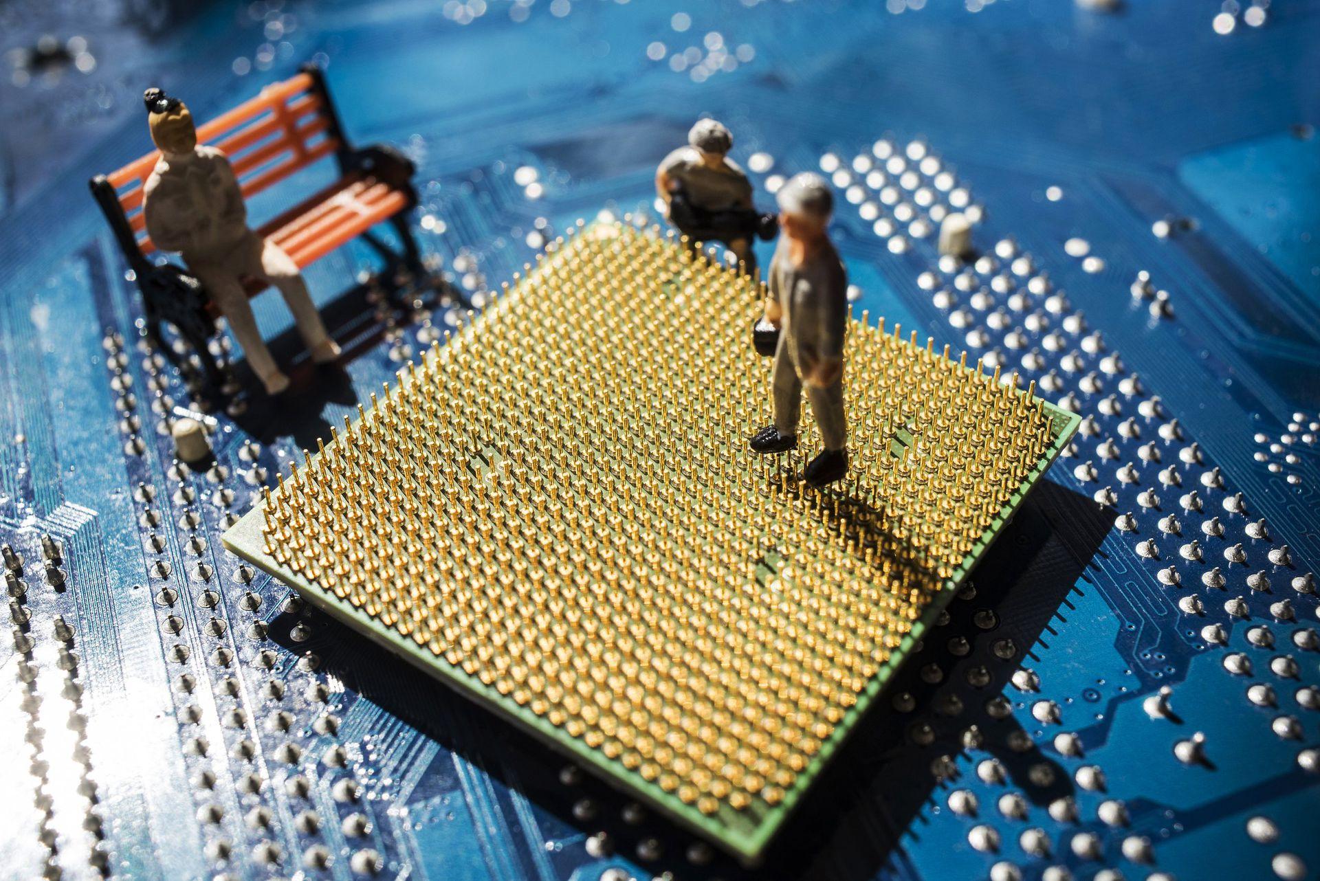 中國工信部:全球半導體產業進入重大調整期