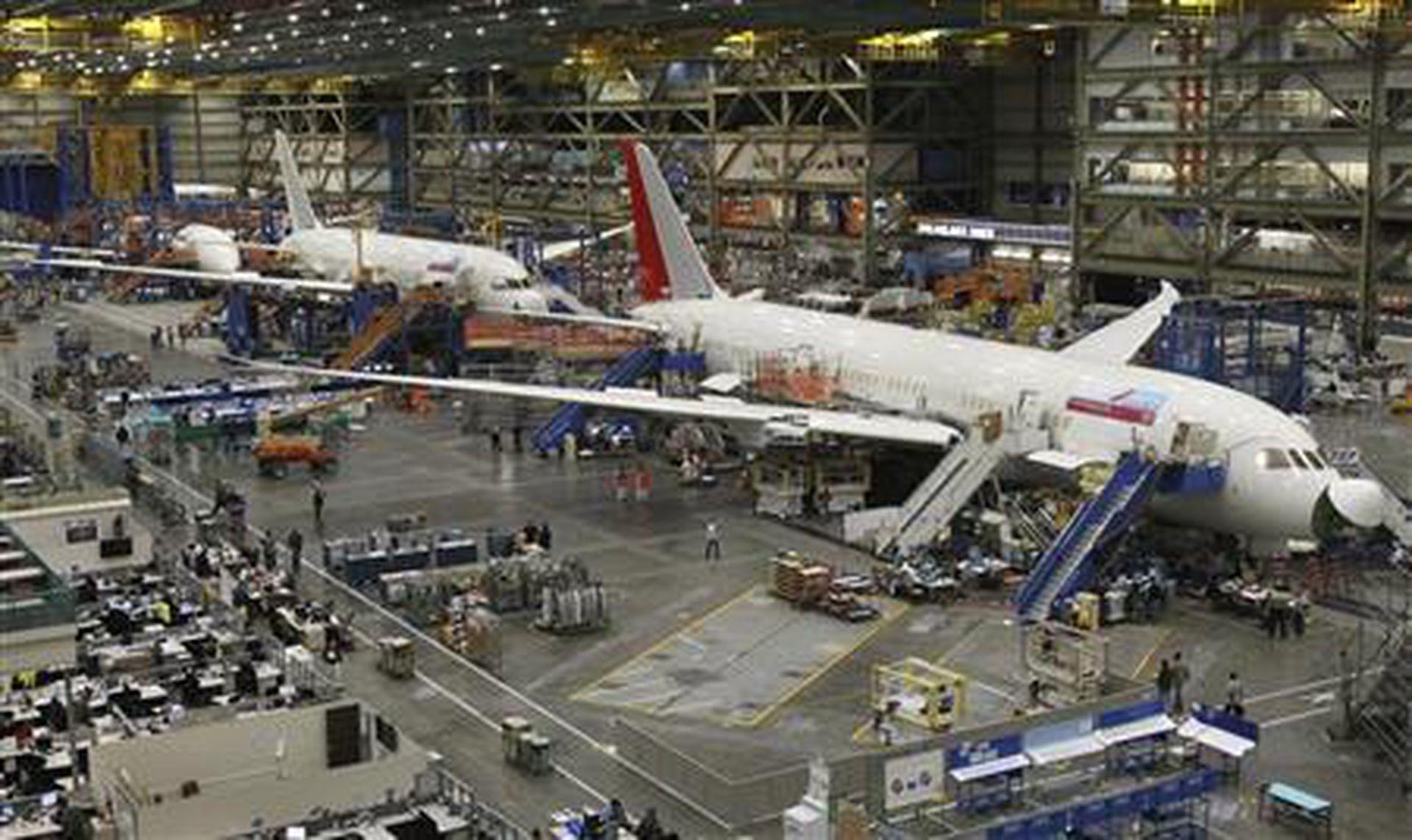 波音:未來20年中國需要8700架新客機