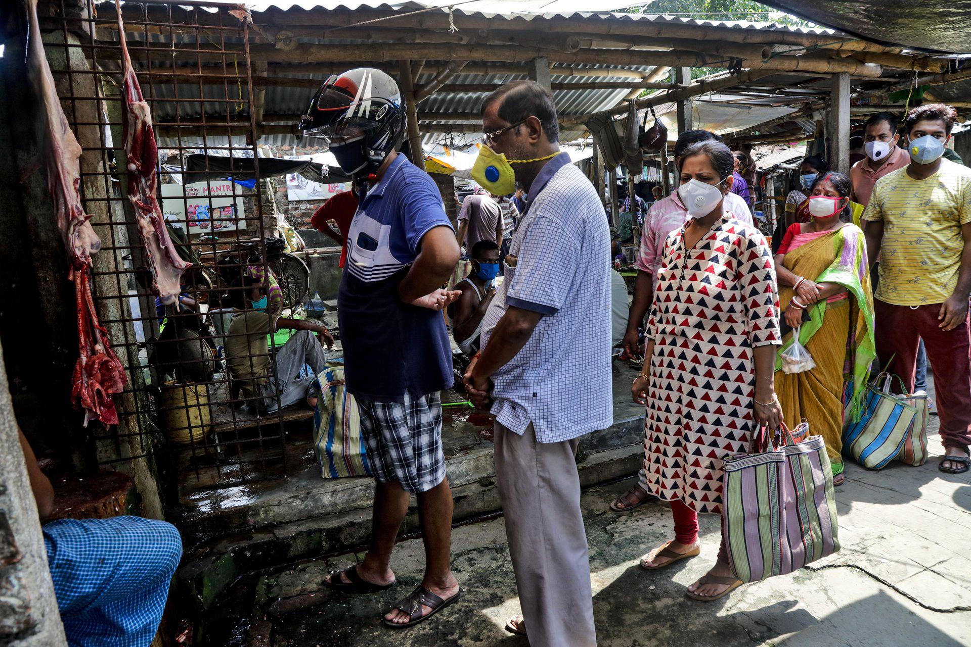 巨子點評|印度經濟陷入衰退 「天災」還是「人禍」