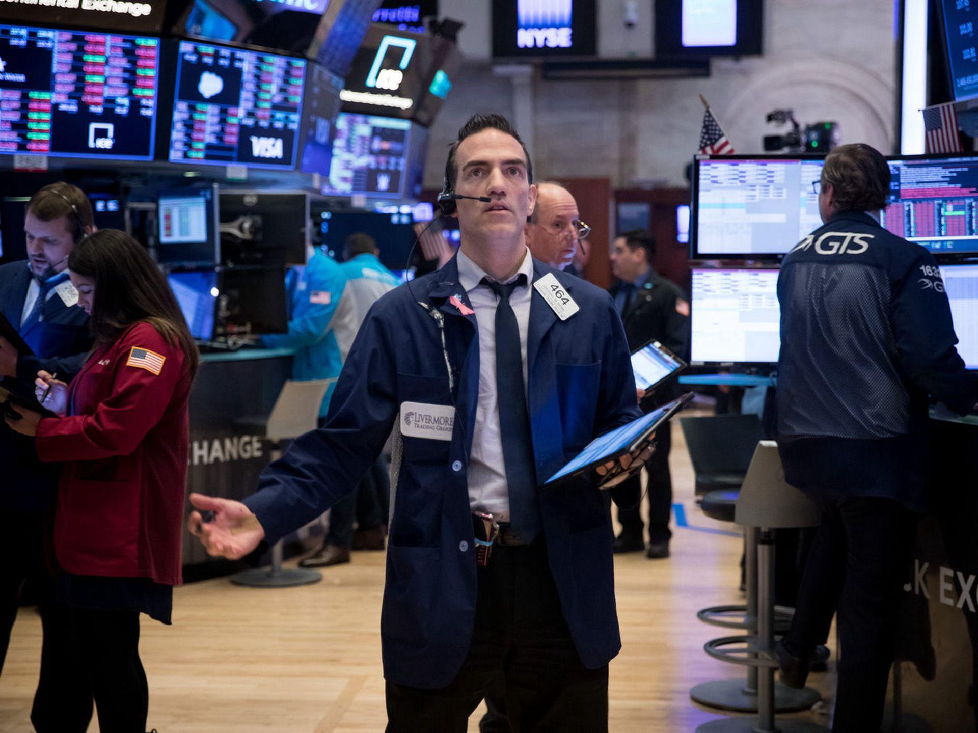 美股估值過高?市盈率遠高於德日兩國