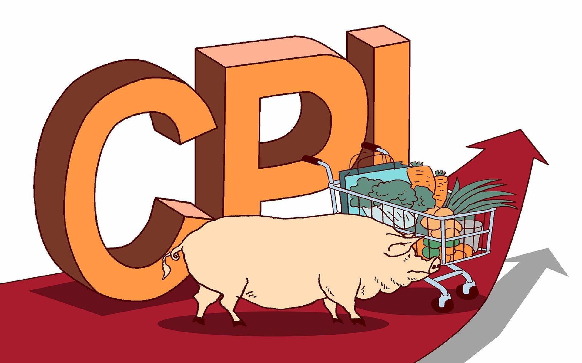 中國國家統計局:9月CPI按年上漲0.7%  PPI按年上漲10.7%